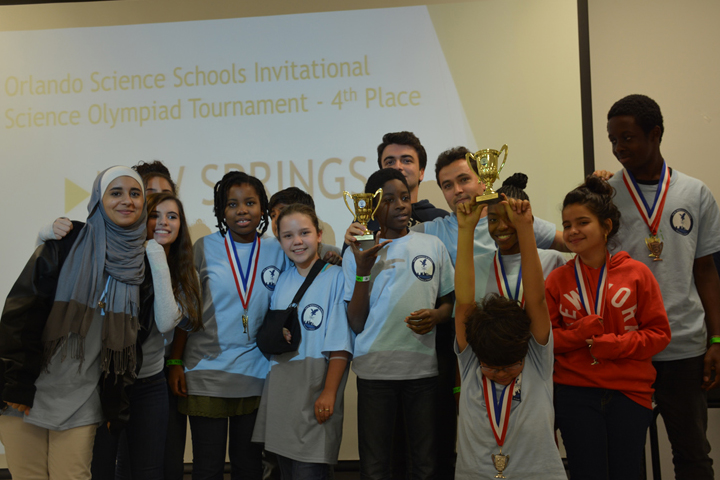 Invitational Science Olympiad Competition
