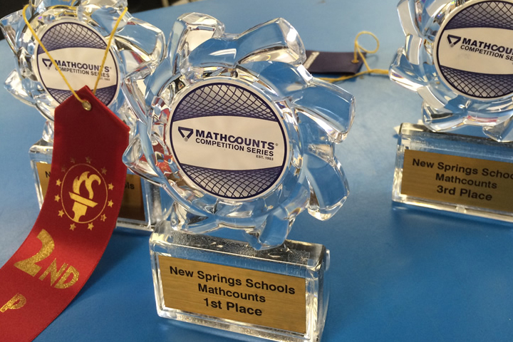 NSS School-Wide Mathcounts Competition